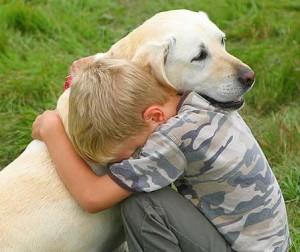 Amor ao melhor amigo do homem