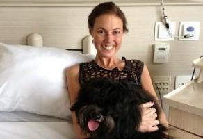 Hospital usa animais de estimação em tratamentos