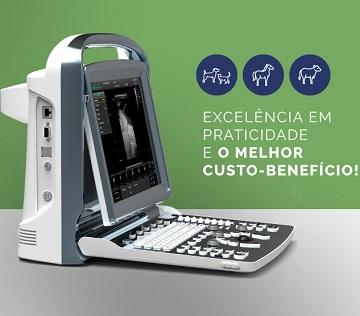 Ultrassom veterinário DM10V