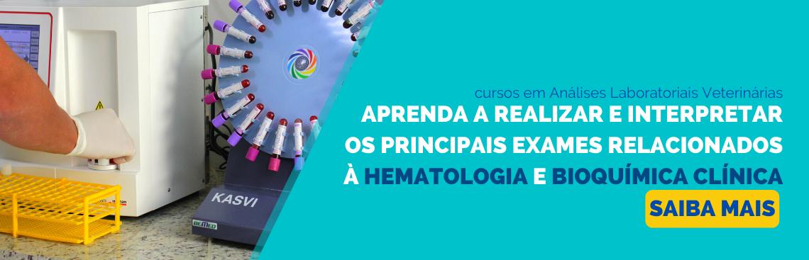 análises laboratoriais hematologia bioquimica clínica
