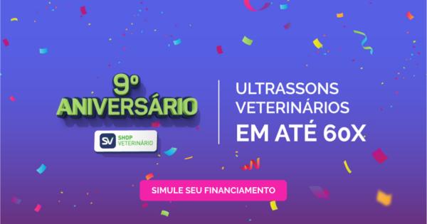9º Aniversário do Shop Veterinário