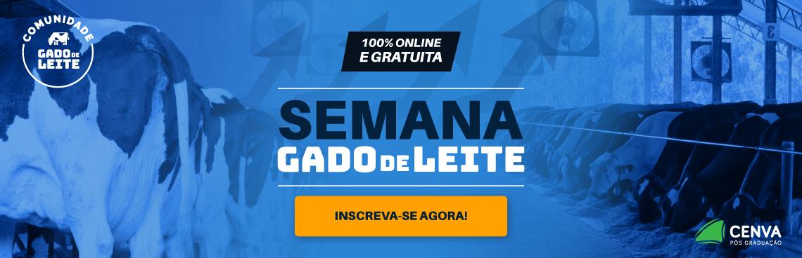 SEMANA DO GADO DE LEITE