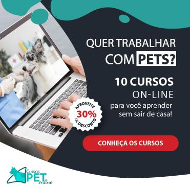 Pet Online - Cursos Online na área de pets!