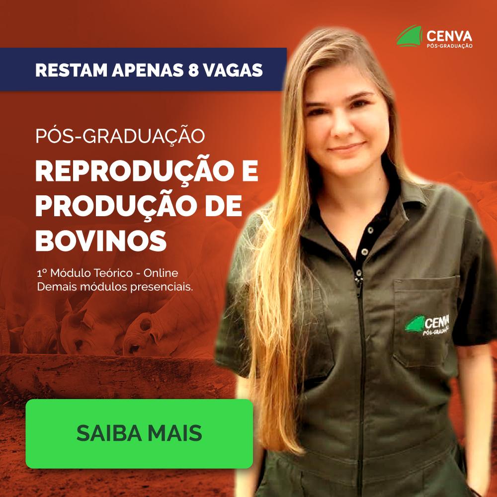 CENVA Pós-Graduação em Reprodução Bovina
