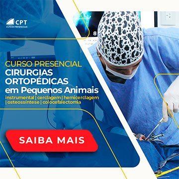 Cirurgias ortopédicas em pequenos animais