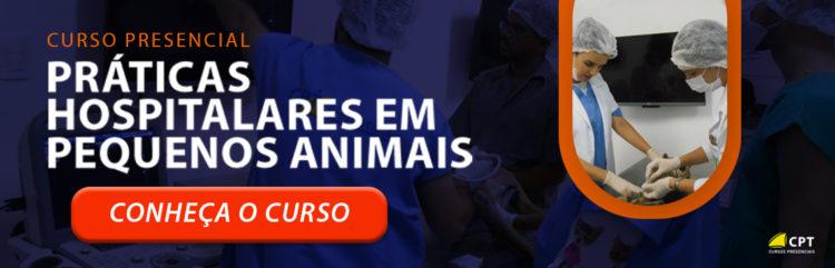 Práticas Hospitalares em Pequenos Animais