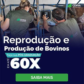 CENVA Pós-Graduação em Produção e Reprodução Bovina