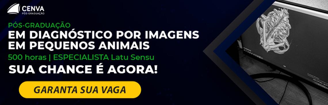 Diagnóstico por imagens em pequenos animais