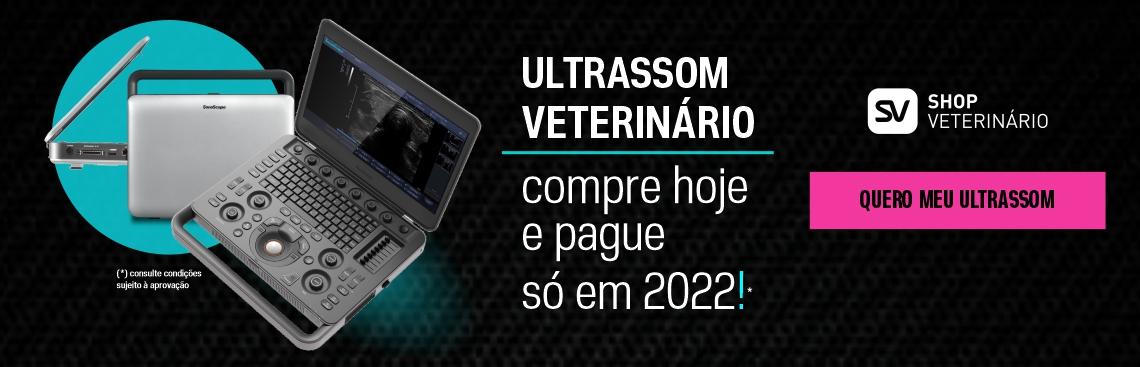 Ultrassom Veterinário